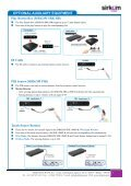 SRK-1080P-B Digital HD Media Player - Sirkom - Page 4