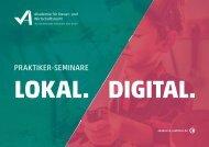 Praktiker-Seminare 2021 I 2022