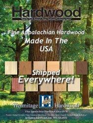 National Hardwood Magazine - April 2021