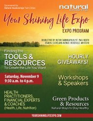 2019 Your Shining Life Expo Program