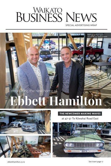 Waikato Business News March/April 2021