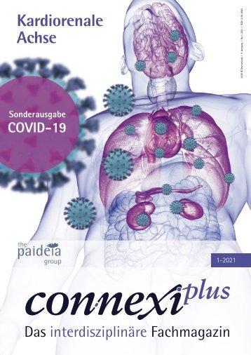 CONNEXIPLUS 2021-1 Kardiorenale Achse und COVID-19