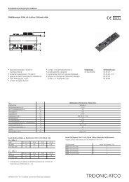 control C700 12-;24 V DC / 700 ma 16 VA