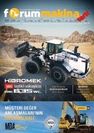 Forum Makina Dergisi - Sayı 114