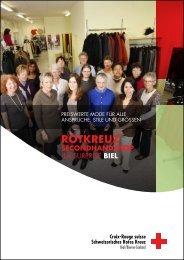 rotkreuz SecondhandShop - Schweizerisches Rotes-Kreuz - Biel ...