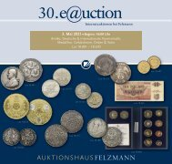 e@uction30 - Numismatik