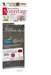 2019-07-28 Bayreuther Sonntagszeitung