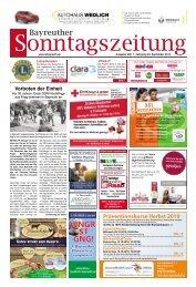 2019-09-29 Bayreuther Sonntagszeitung