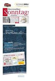 2019-06-30 Bayreuther Sonntagszeitung