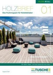 01/2021 Holzbau Aktuell Dachterrassen