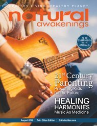 Natural Awakenings Twin Cities August 2019