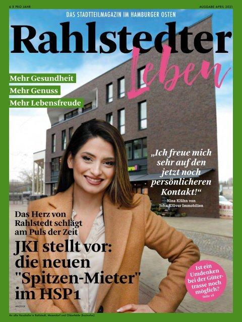 Rahlstedter Leben April 2021