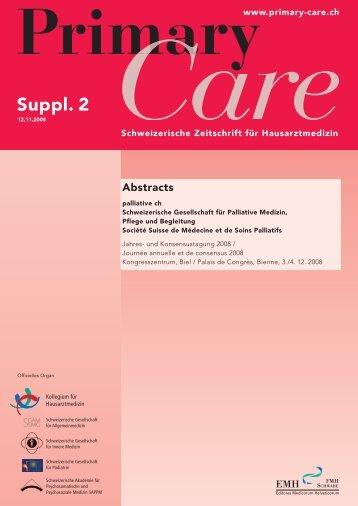Suppl 2 - Primary Care