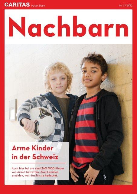 arme Kinder in der Schweiz - Caritas beider Basel
