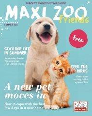 Maxi Zoo Friends Magazine Spring Summer 2021