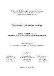 Université de Fribourg / Universität Freiburg - David Stadelmann