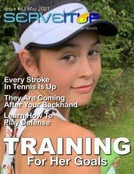 Serveitup Tennis Magazine #63