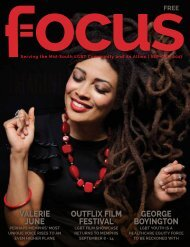 2017 Issue 5 Sep/Oct - Focus Mid-South Magazine