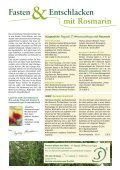 Fasten & Entschlacken mit Rosmarin - Stadelmann Verlag - Seite 3