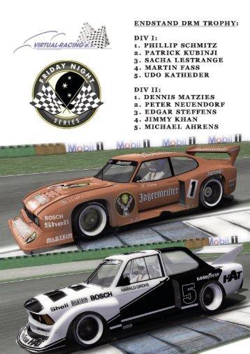 (Dampf-)Rad der Zeit! Der DRM Revival Mod ... - Virtual Racing eV