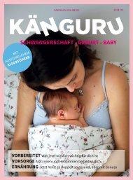 KÄNGURU – Schwangerschaft | Geburt | Baby