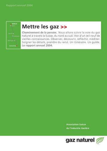 Mettre les gaz >> - Gaz naturel