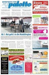 Nordfriesland Palette 15 2021