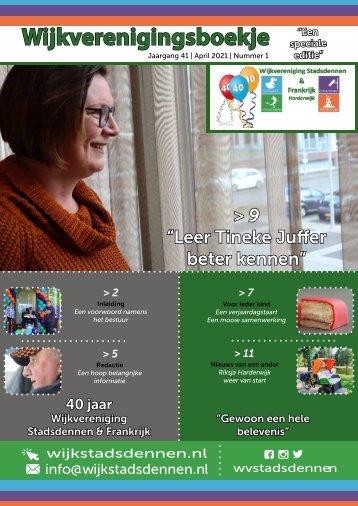 5765 Drukwerk Wijkverenigingsboekje april 2021 WEB