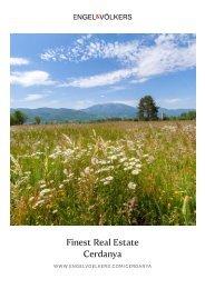 Engel & Völkers · Finest Real Estate Cerdanya
