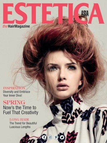 Estetica Magazine ASIA Edition (1/2021)