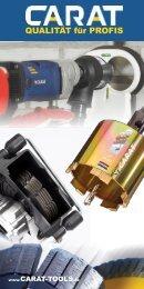 CARAT Qualität für Profis - Elektro