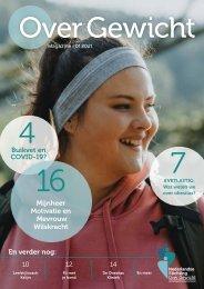 Stichting Overgewicht Magazine 1-2021