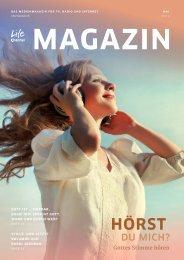 Life Channel Magazin Mai 2021