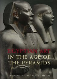 EXCAVATING THE OLD KINGDOM The Egyptian Archaeologists