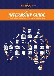 Internship Guide 2021