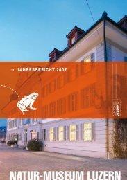 pdf (782 kB) - Naturmuseum Luzern