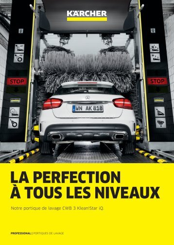 LA PERFECTION À TOUS LES NIVEAUX