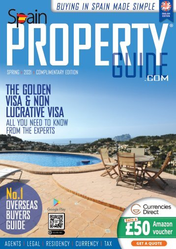 Spain Property Guide Spring 2021