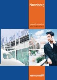 Wirtschaftsbericht 2009 der Stadt Nürnberg