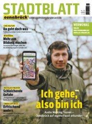 Stadtblatt April 2021