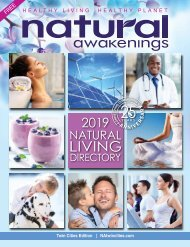 Natural Awakenings Twin Cities January 2019