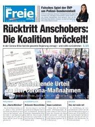 Rücktritt Anschobers: Die Koalition bröckelt