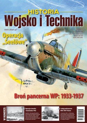 Wojsko i Technika Historia 2/2021 promo