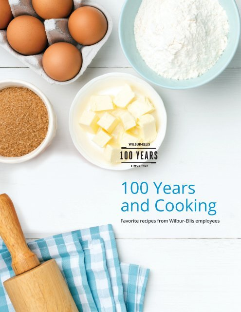 100yrs cookbook