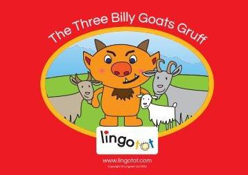 Lingotot - Three Billy Goats Gruff (April 2020)