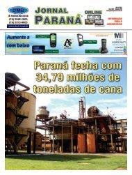 Jornal Paraná Abril 2021