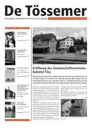De Tössemer 2/07 (3,6 MB) - toess.ch - Das neue Internet-Portal von ...
