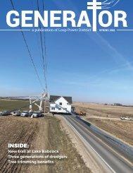Generator Spring 2021