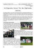 """Vereinsjahresbericht """"Athlet"""" 2011 - ATSV OMV Auersthal - ASKÖ - Seite 4"""