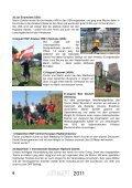 """Vereinsjahresbericht """"Athlet"""" 2011 - ATSV OMV Auersthal - ASKÖ - Seite 6"""